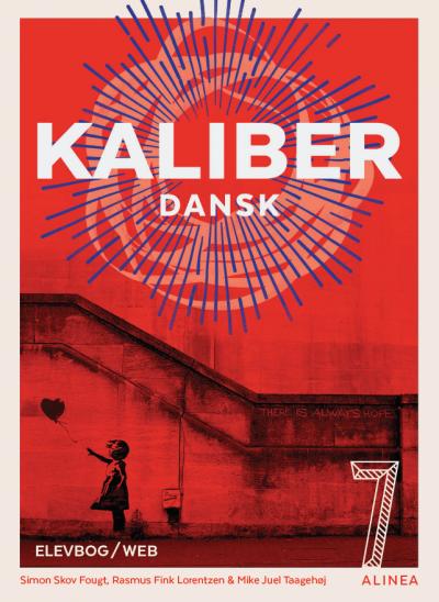 KALIBER 7 udkommer 1. juni 2016